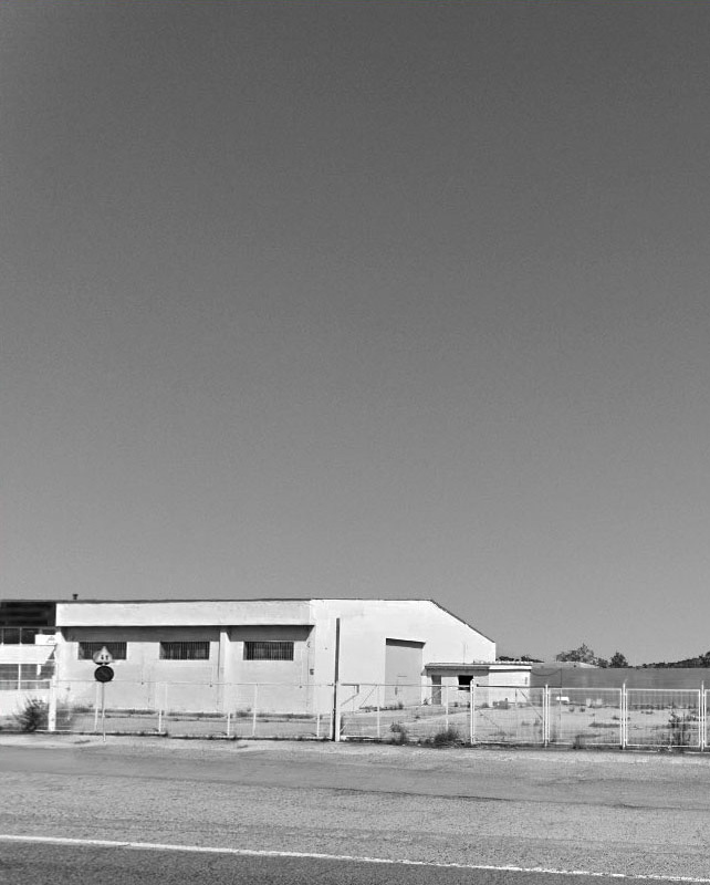 Dysama - Antigua fábrica de Chiva