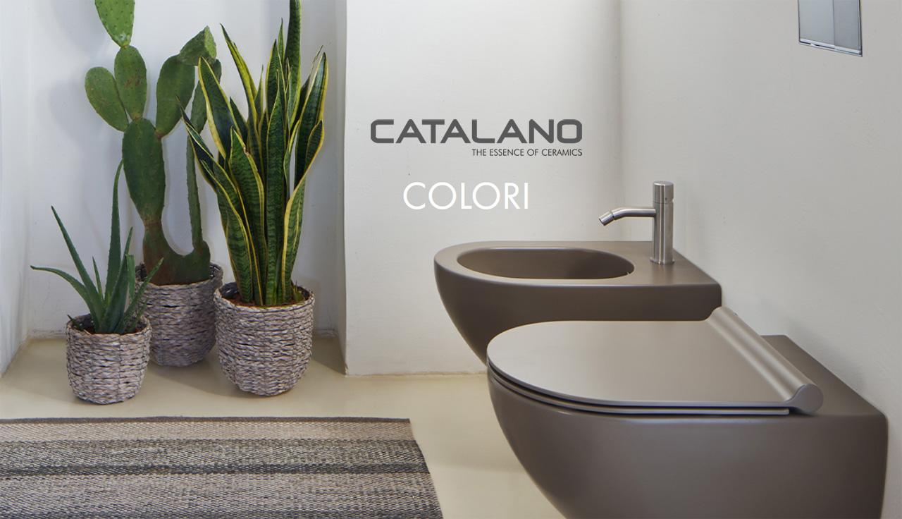 Colección Colori de saneamientos