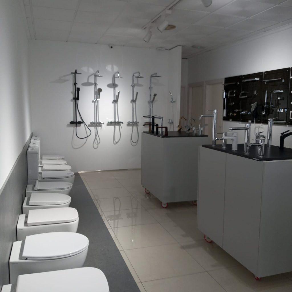 griferia y saneamientos