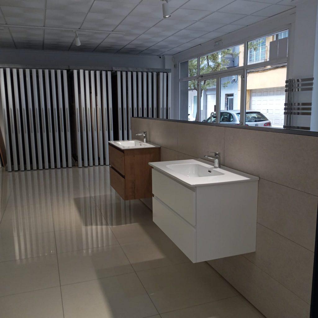 muebles baño dysama gandia