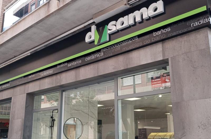 Tienda Dysama Gandía