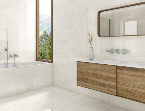 Cómo conseguir un baño elegante y actual