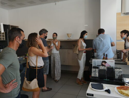 Reencuentro de profesionales del sector en Dysama Valencia